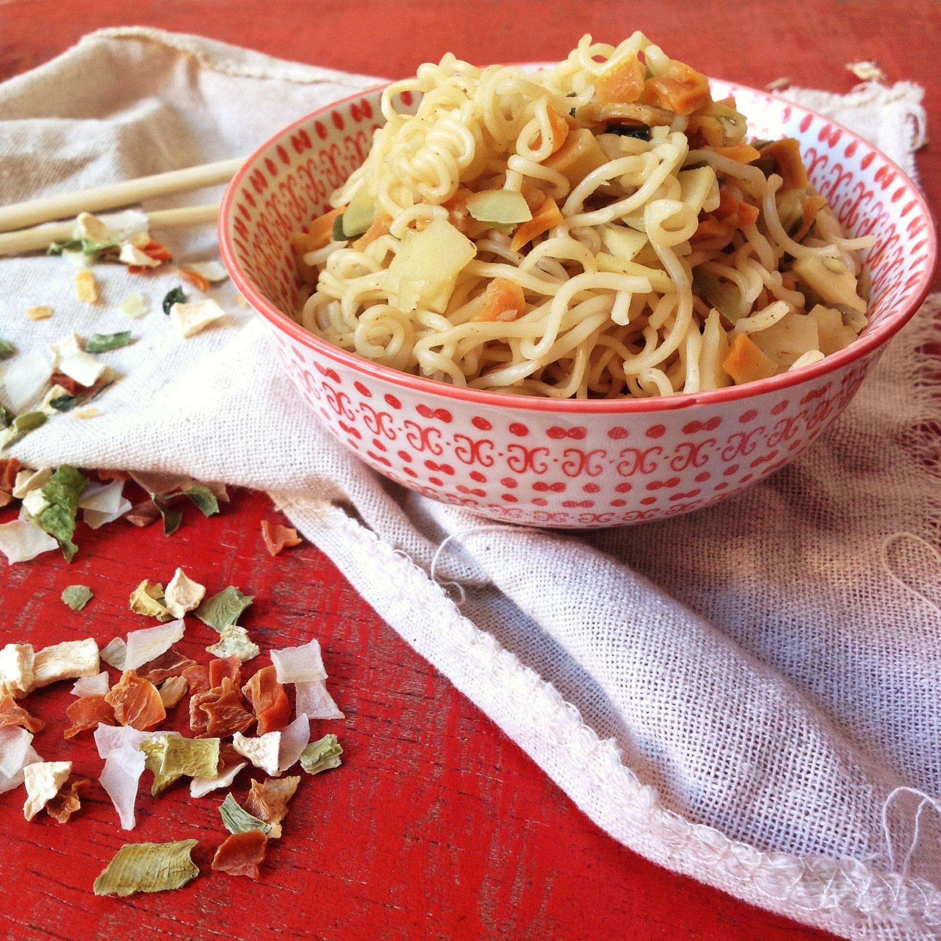 Noodles exprés 10'