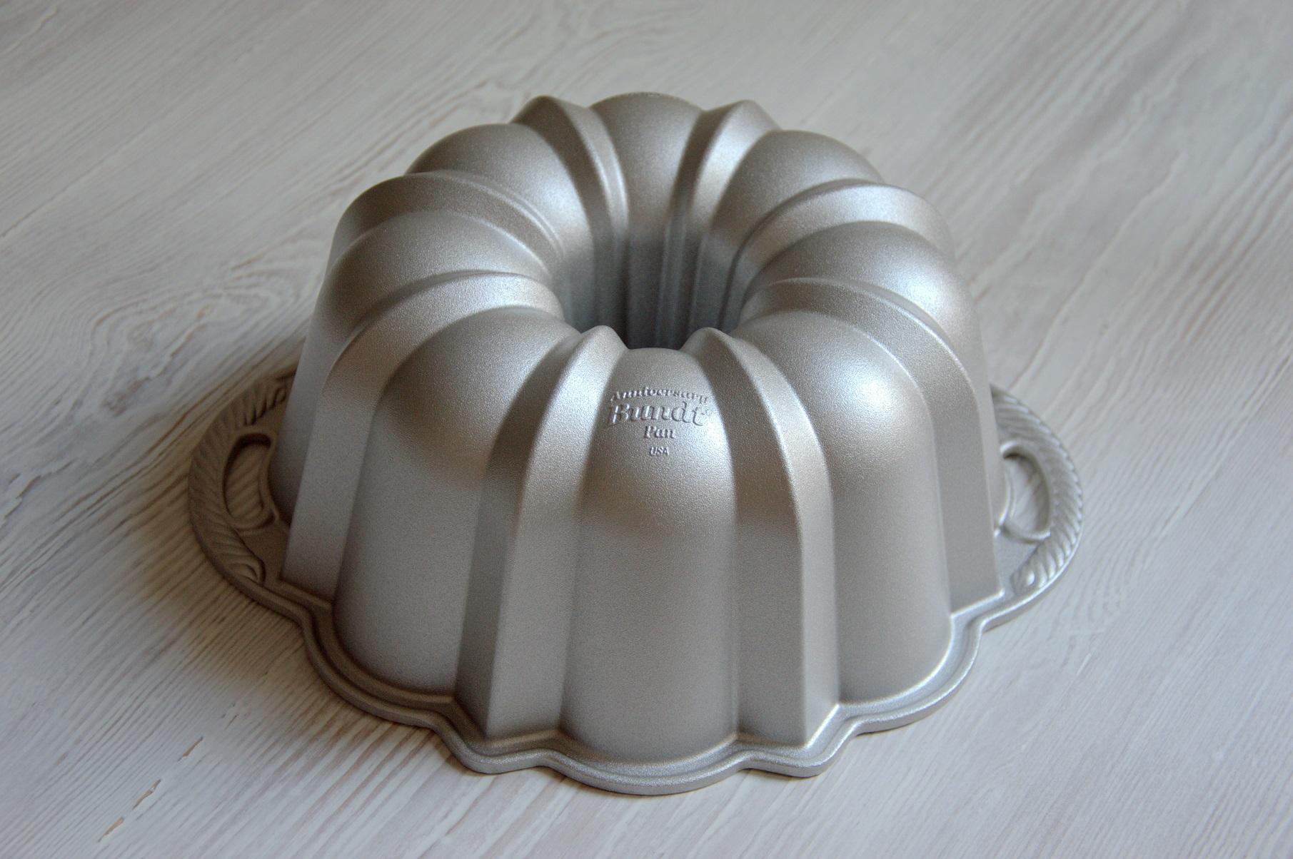 molde bundt cake