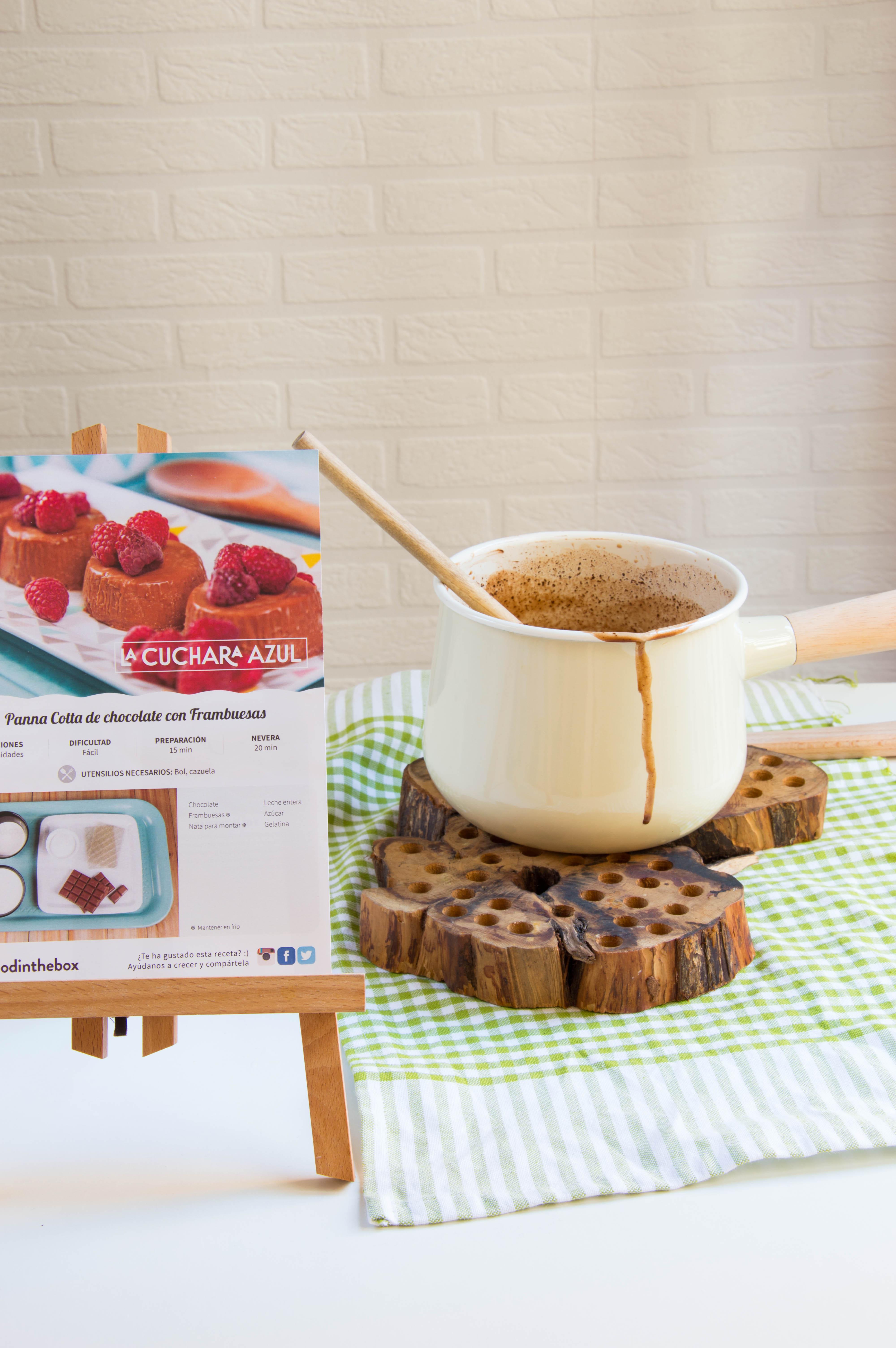 food in the box recetas la cuchara azul